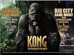 Kong Slot Game at City Tower Online Casino