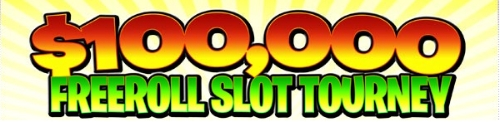 Freeroll Slot Tournament
