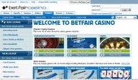 Betfair UK Casino Image