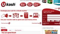 UKash Logo Image