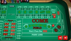 Vegas Craps Screenshot