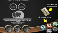 Caribbean Stud Poker Progressive