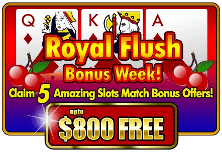 SlotoCash Royal Promo
