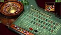 Roulette Wheel Layout Graphic