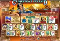 Cloa Pyramid Slots Picture