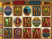 Ruby of the Nile Video Slot